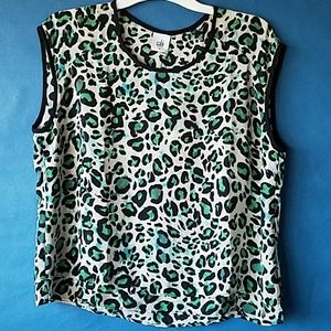 CABI Bamboo Forest Blouse
